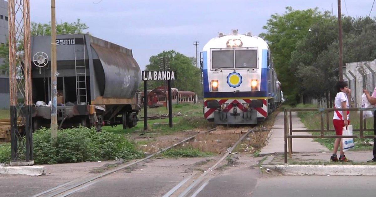 Santiago del estero ya cuenta con 131 km de nuevas vías de tren